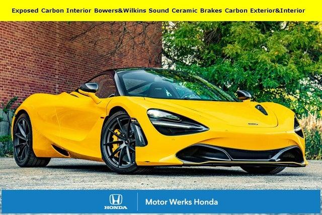 2019 McLaren 720S Performance Coupe RWD