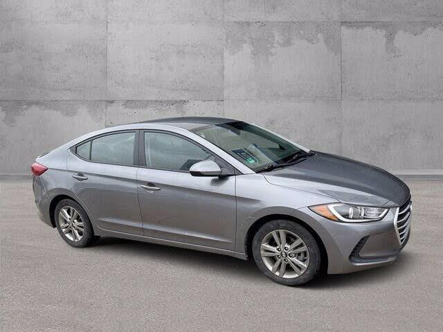 2018 Hyundai Elantra Limited Sedan FWD