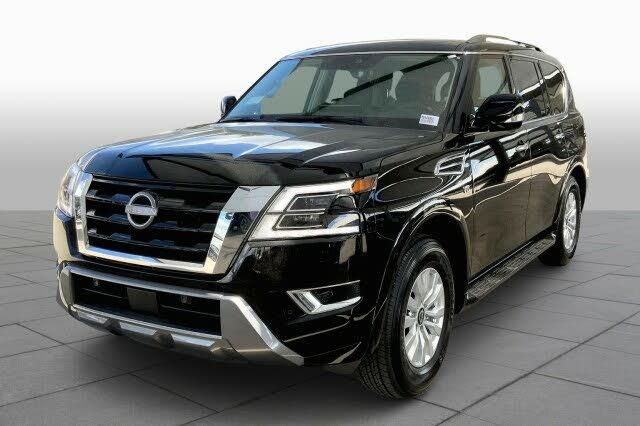 2021 Nissan Armada SV RWD
