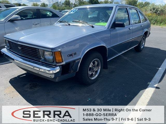1984 Chevrolet Citation II 4-Door Hatchback FWD