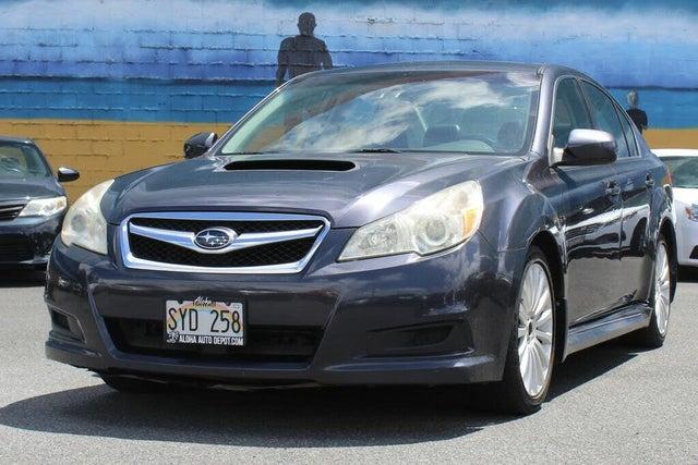 2010 Subaru Legacy 2.5GT Limited AWD