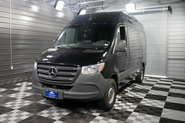 2019 Mercedes-Benz Sprinter 2500 144 V6 High Roof Passenger Van RWD