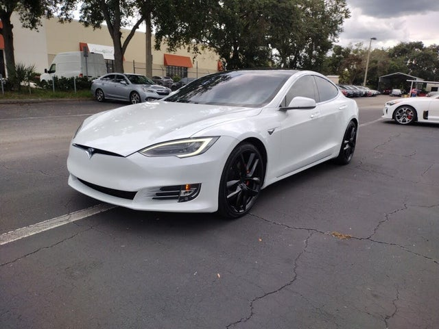 2019 Tesla Model S Performance AWD