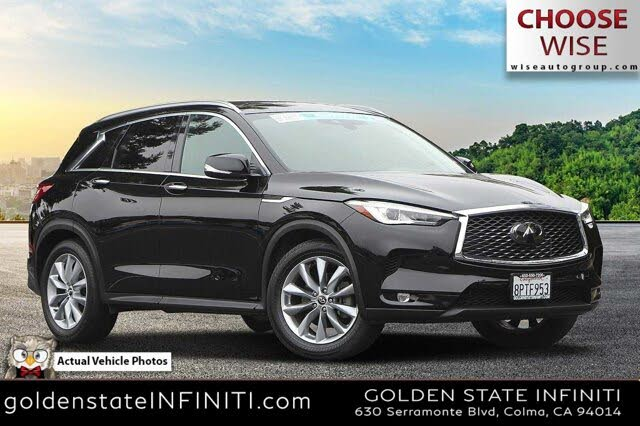 2019 INFINITI QX50 Luxe FWD