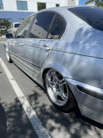 2002 BMW 3 Series 330i Sedan RWD