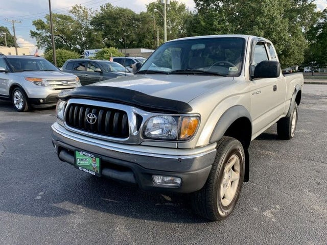 2002 Toyota Tacoma 2 Dr Prerunner Extended Cab LB