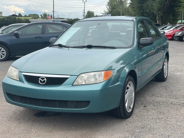 2001 Mazda Protege ES 2.0