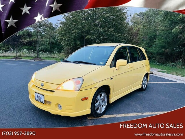 2003 Suzuki Aerio SX Wagon AWD