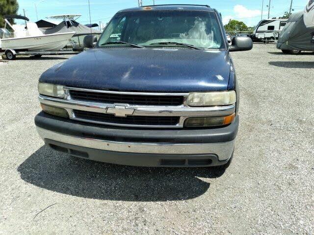 2001 Chevrolet Suburban 1500 LS RWD
