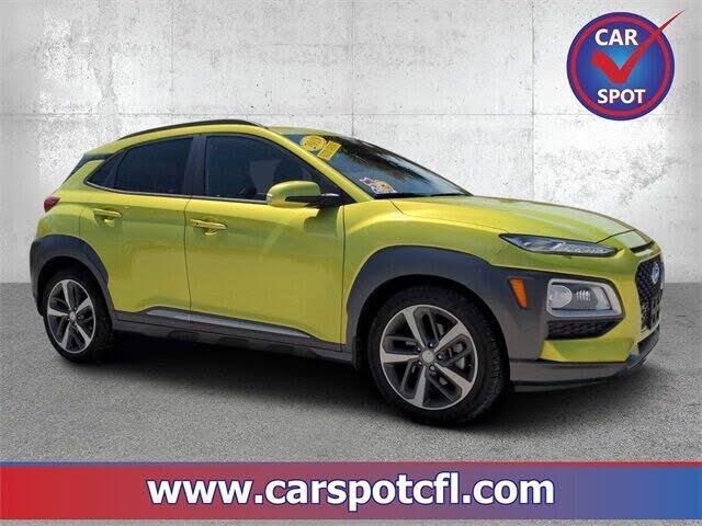 2019 Hyundai Kona Limited AWD