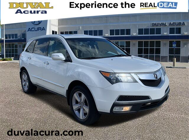 2013 Acura MDX SH-AWD with Technology Package