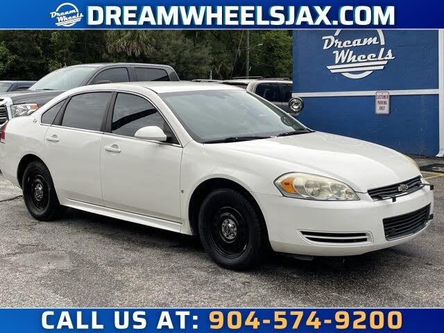 2009 Chevrolet Impala Police FWD