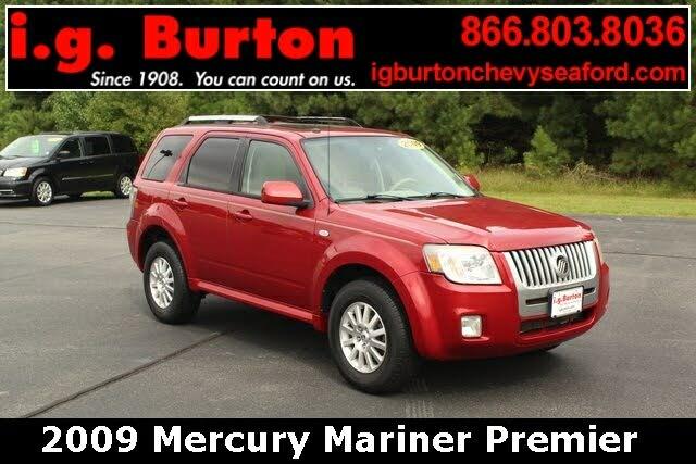 2009 Mercury Mariner Premier