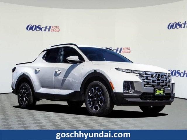 2022 Hyundai Santa Cruz SEL Premium Crew Cab AWD