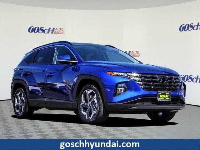 2022 Hyundai Tucson Limited FWD