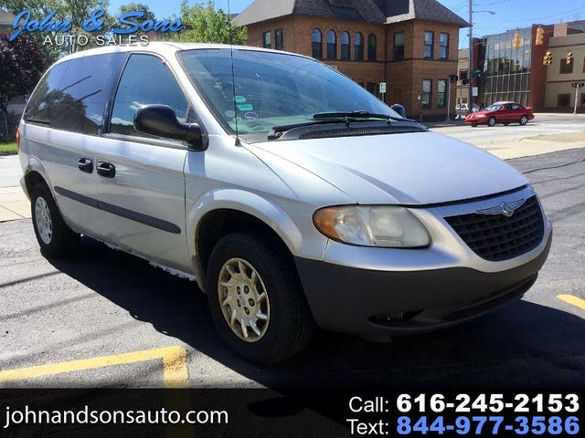 2002 Chrysler Voyager 4 Dr STD Passenger Van