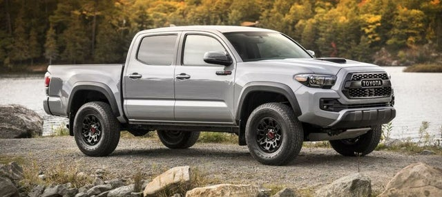 2020 Toyota Tacoma TRD Pro Double Cab 4WD
