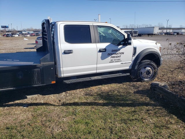 2018 Ford F-550 Super Duty Chassis Crew Cab DRW 4WD