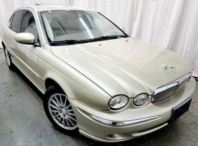 2008 Jaguar X-TYPE 3.0L Sedan AWD