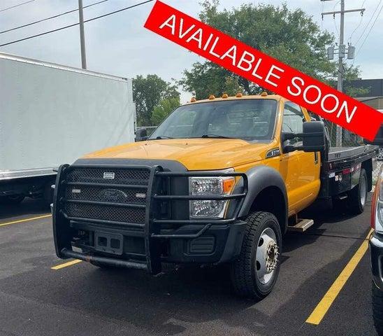 2014 Ford F-550 Super Duty XL Crew Cab DRW 4WD