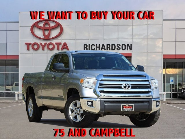 2016 Toyota Tundra SR5 Double Cab 4.6L