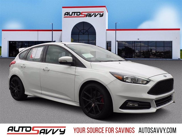 2017 Ford Focus ST