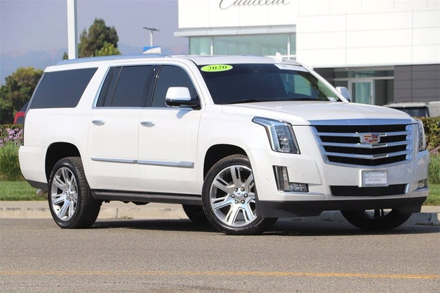 2020 Cadillac Escalade ESV Premium Luxury 4WD