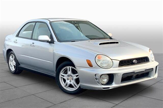 2003 Subaru Impreza WRX Base