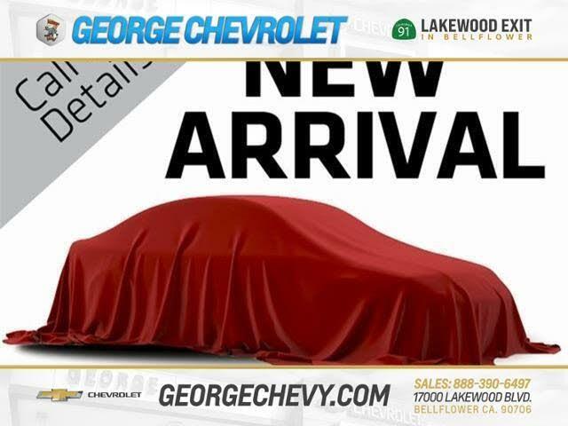 2015 Chevrolet Silverado 1500 LT Crew Cab RWD