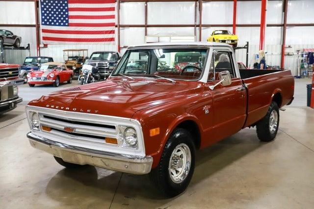 1968 Chevrolet C/K 20 K20 4WD