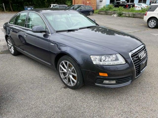 2010 Audi A6 3.0T quattro Premium Plus Sedan AWD