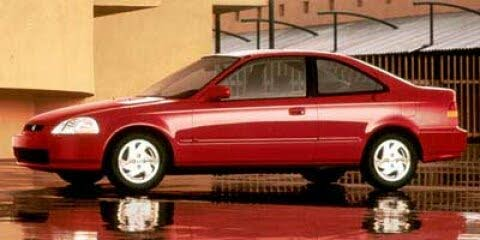 1998 Honda Civic Coupe EX