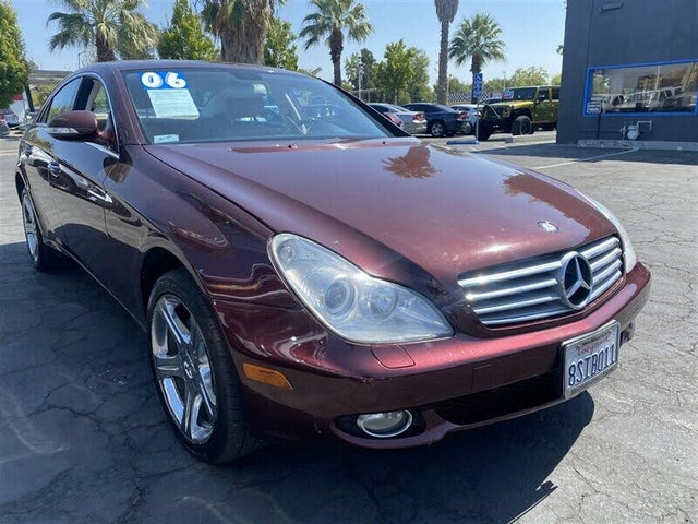 2006 Mercedes-Benz CLS-Class CLS 500 4dr Sedan