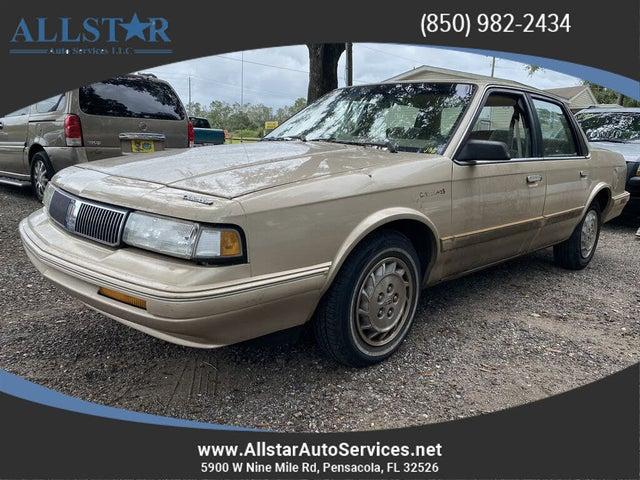 1994 Oldsmobile Cutlass Ciera S Sedan FWD