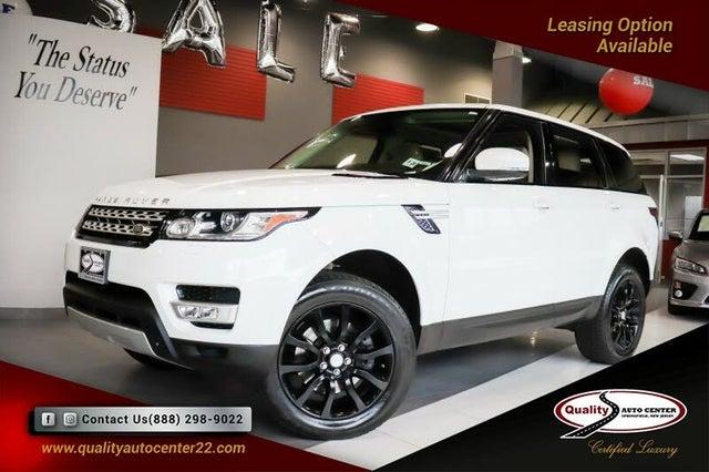 2015 Land Rover Range Rover Sport V6 HSE 4WD