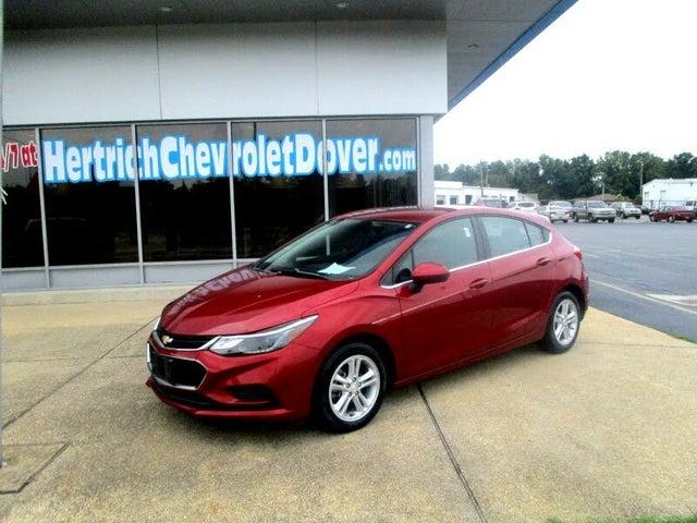 2017 Chevrolet Cruze LT Hatchback FWD