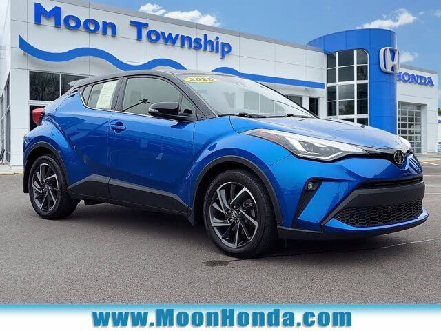 2020 Toyota C-HR Limited FWD