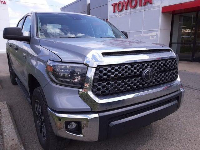 2020 Toyota Tundra SR5 CrewMax 4WD