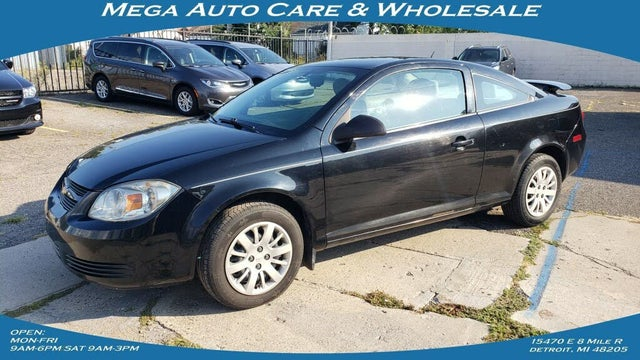 2010 Chevrolet Cobalt XFE Coupe FWD