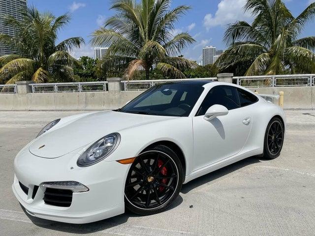 2014 Porsche 911 Carrera S Coupe RWD