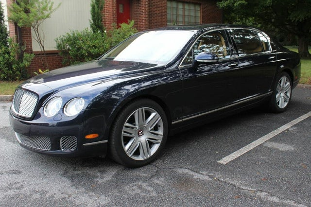 2010 Bentley Continental Flying Spur W12 AWD