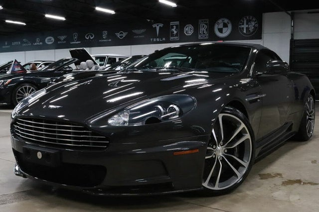 2010 Aston Martin DBS Volante Convertible RWD