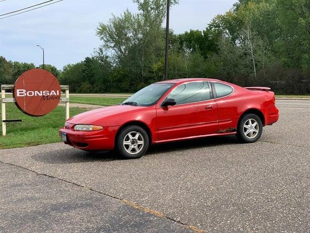 2004 Oldsmobile Alero GL Coupe