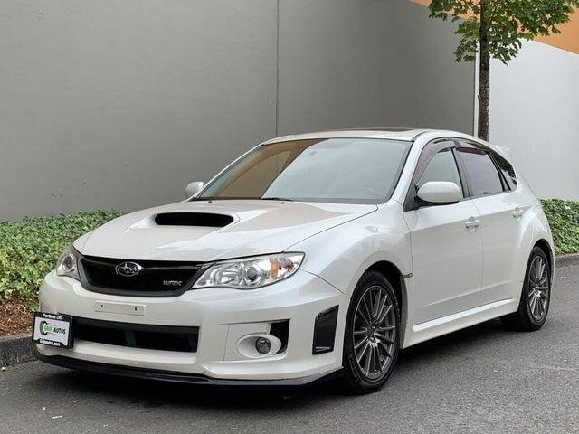 2014 Subaru Impreza WRX Limited Hatchback