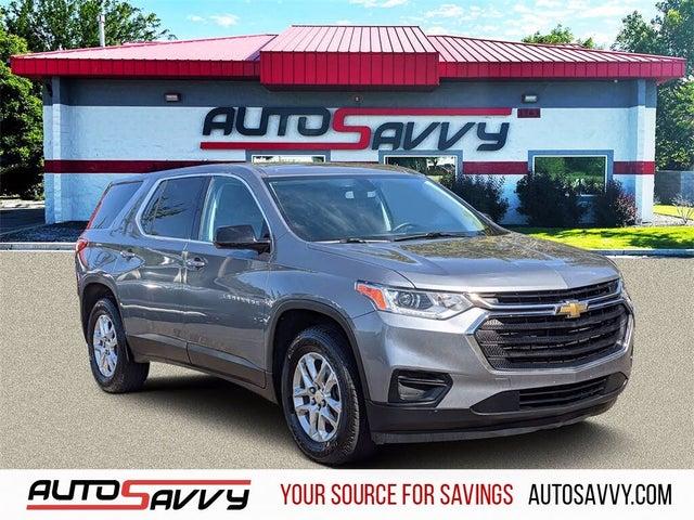 2019 Chevrolet Traverse LS AWD