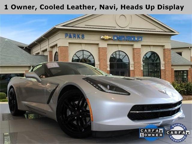 2016 Chevrolet Corvette Stingray 3LT Coupe RWD
