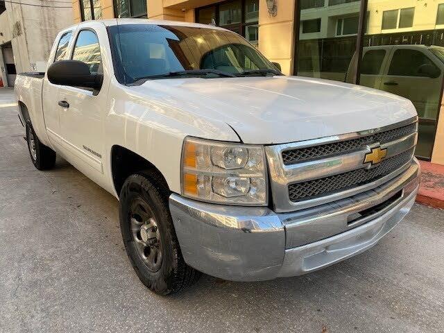 2012 Chevrolet Silverado 1500 LS Extended Cab RWD