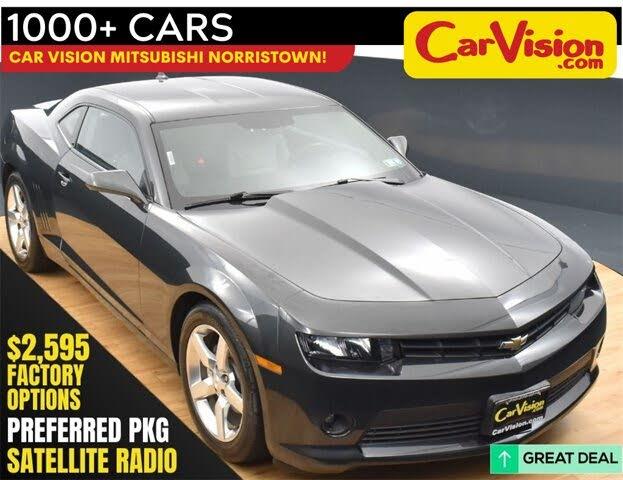 2015 Chevrolet Camaro 1LT Coupe RWD