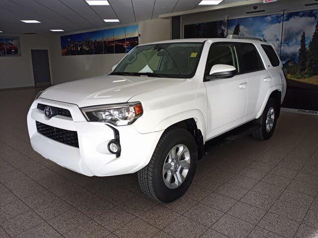 2014 Toyota 4Runner Base 4WD