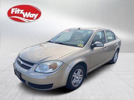 2005 Chevrolet Cobalt LS Sedan FWD